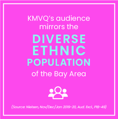 KMVQ reaches diverse ethnic population